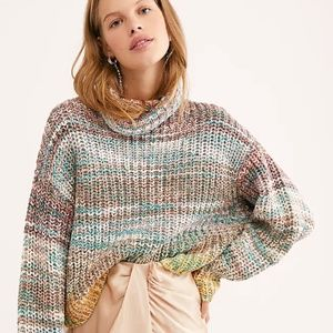 """FREE PEOPLE Odyssey Pullover"""" NWT"""
